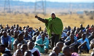 Marikana is the same as Sharpville massacre – Mathunjwa
