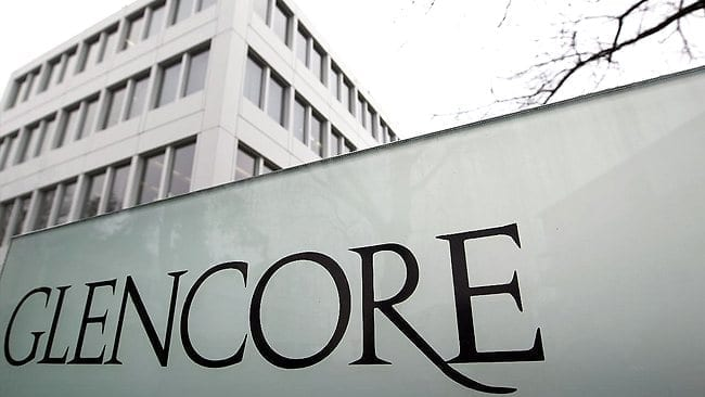 Glencore cleaning up Congo asset in internal probe