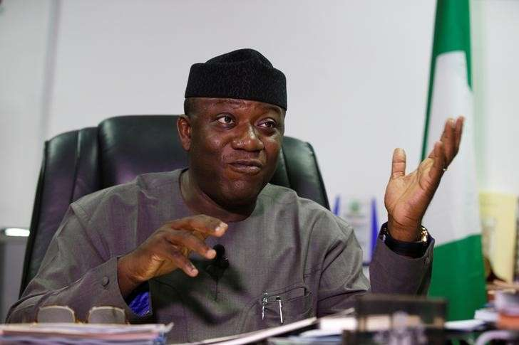 Fayemi wants more control of mineral resources by the State