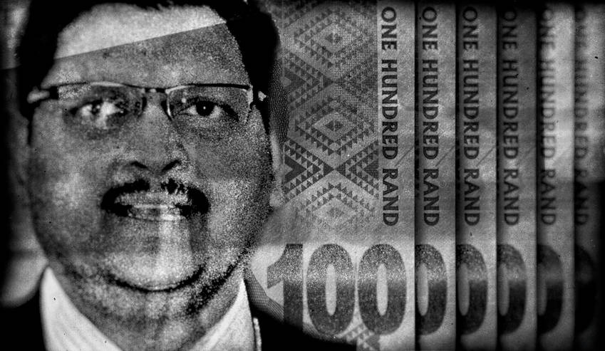 OUTA to freeze Gupta mine funds