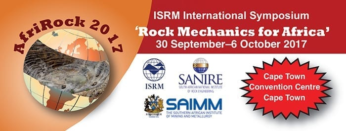 ISRM International Symposium AFRIROCK 2017