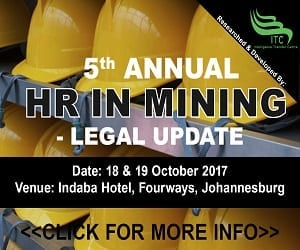 5th Annual HR in Mining conference