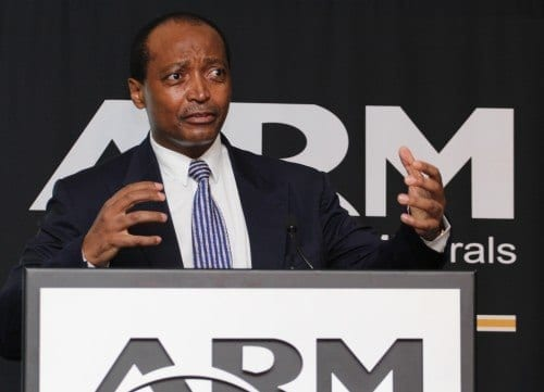 ARM's FY profit boosted by improved commodity prices