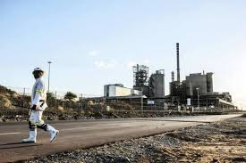 Lonmin is said to breach social plan needed for mining license