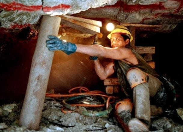 Rockfall at Impala mine kills two