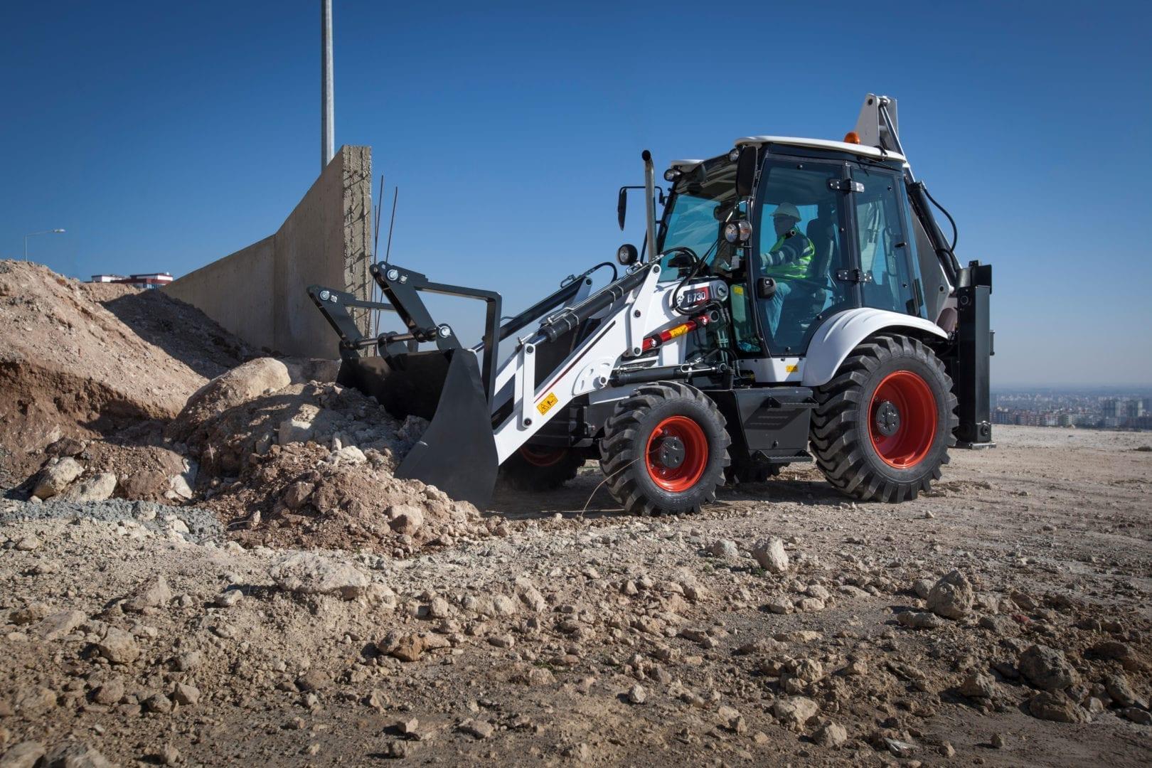 Special financing deal for Bobcat equipment