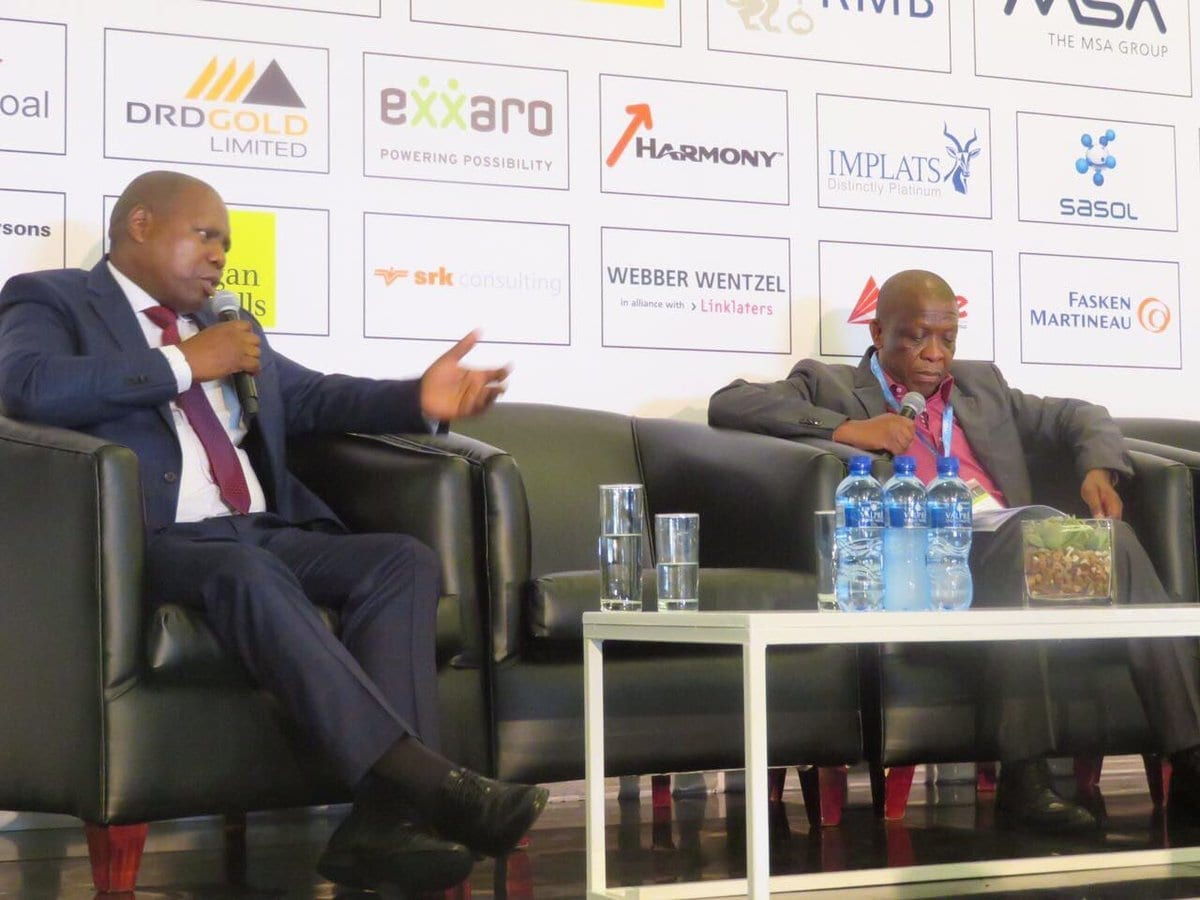 SA mining struggles don't originate from white monopoly capital – Mkhize