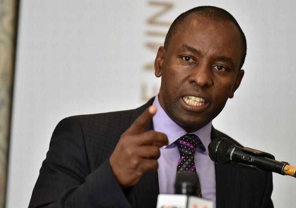 Zwane says mining policies will stay the same