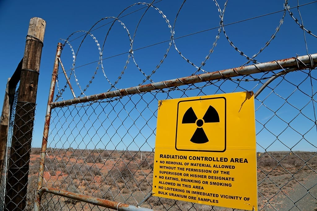 The bell tolls for uranium mining says activists