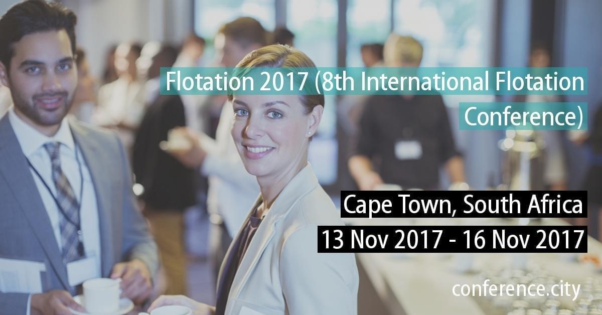 8th International Flotation Conference 2017