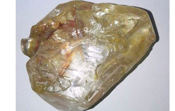 Another large diamond find for Sierra Leone's Kono Province