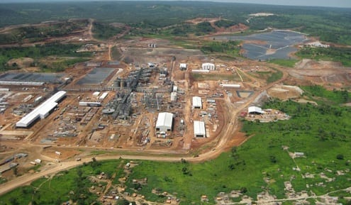 Newmont Ghana named 'mining company of the year'