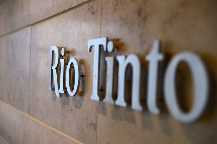 Rio Tinto throws its weight behind Africa as mining central