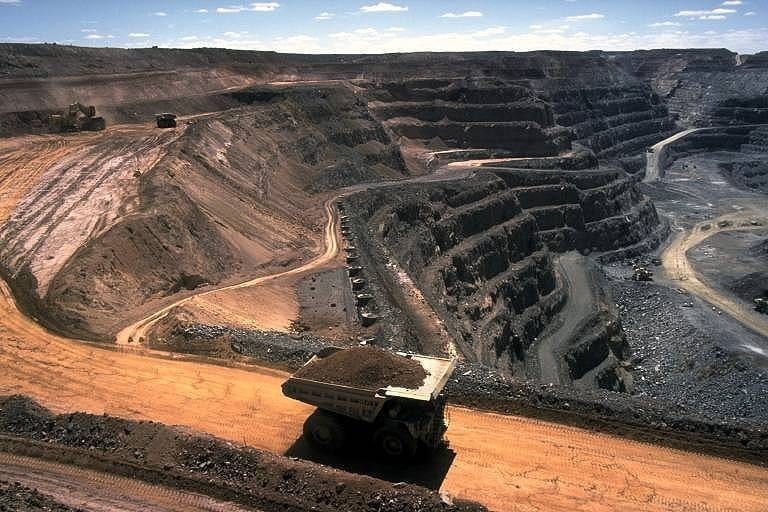 Global demand helps boost mining production