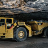 Cat AD22 Underground Truck in mine