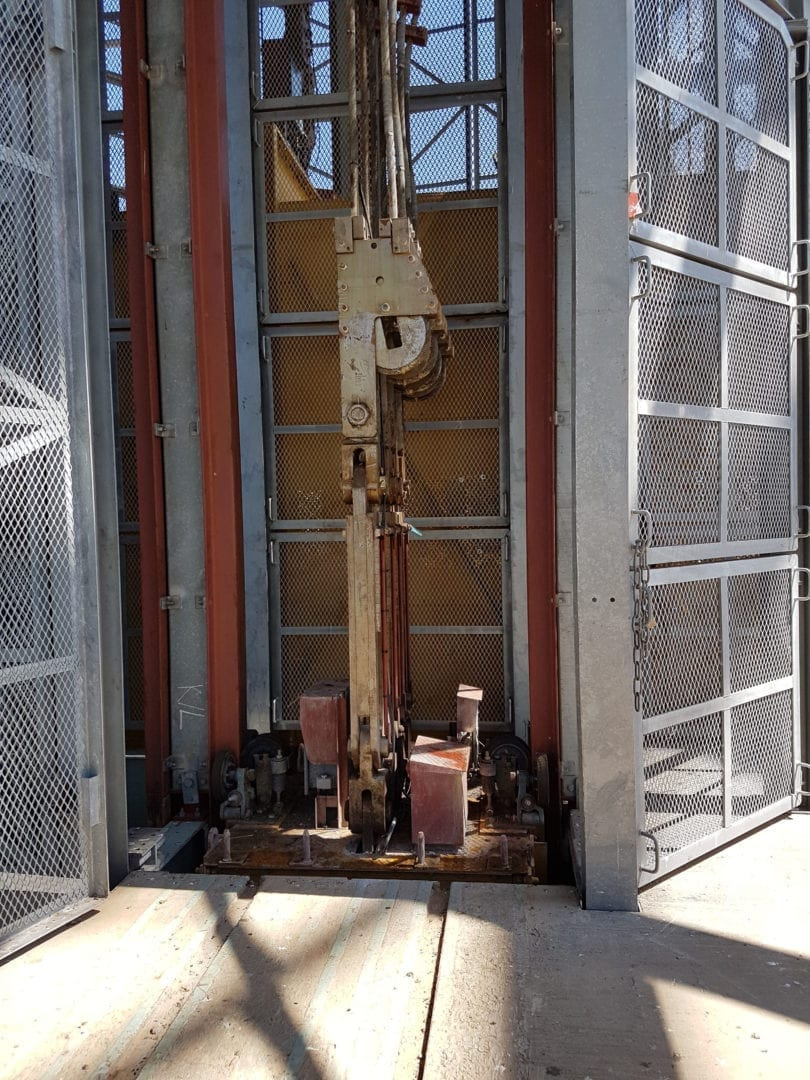 Becker Mining winding rope attachments all set for Bushveld mine