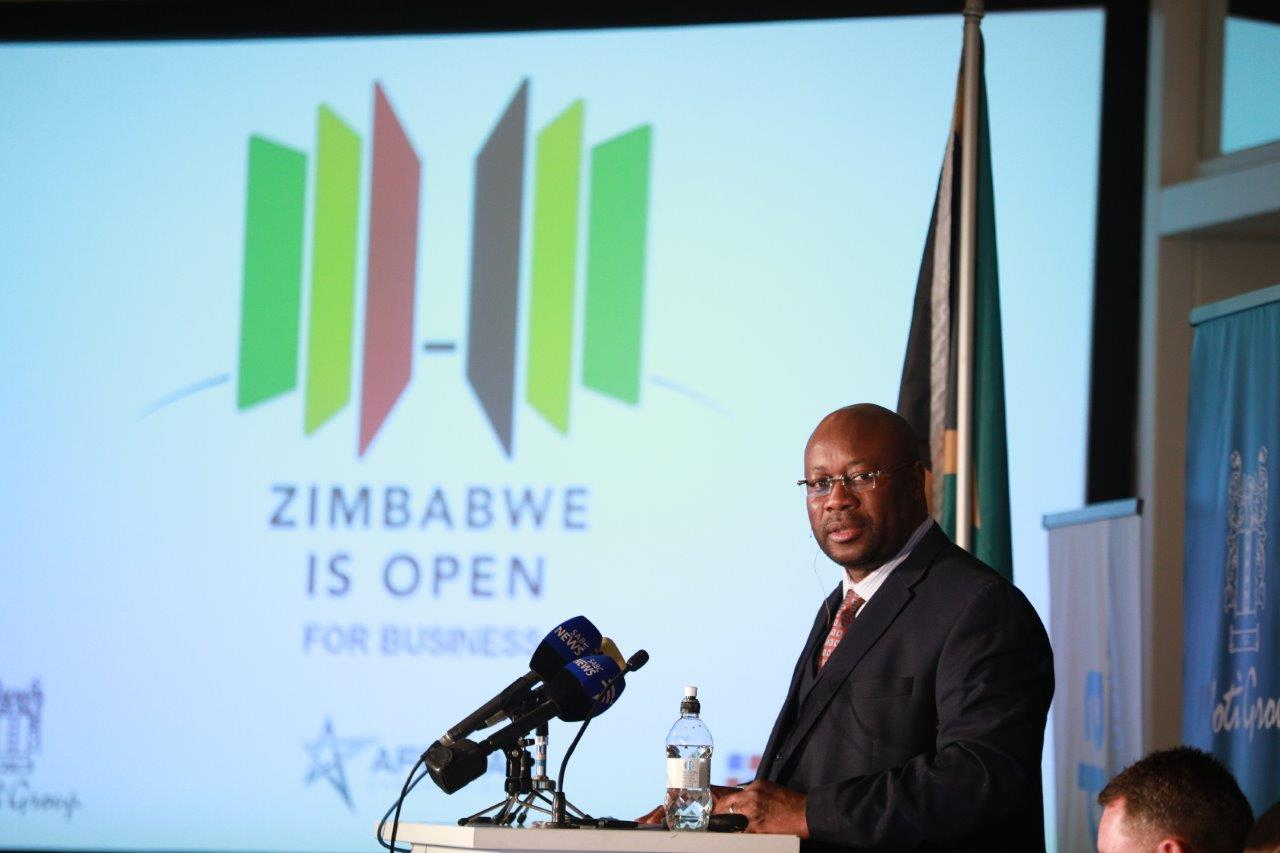 Investors encouraged to partner with government to explore Zim mining