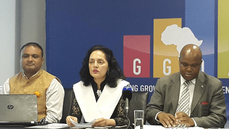 India and SA focus on doubling trade figures