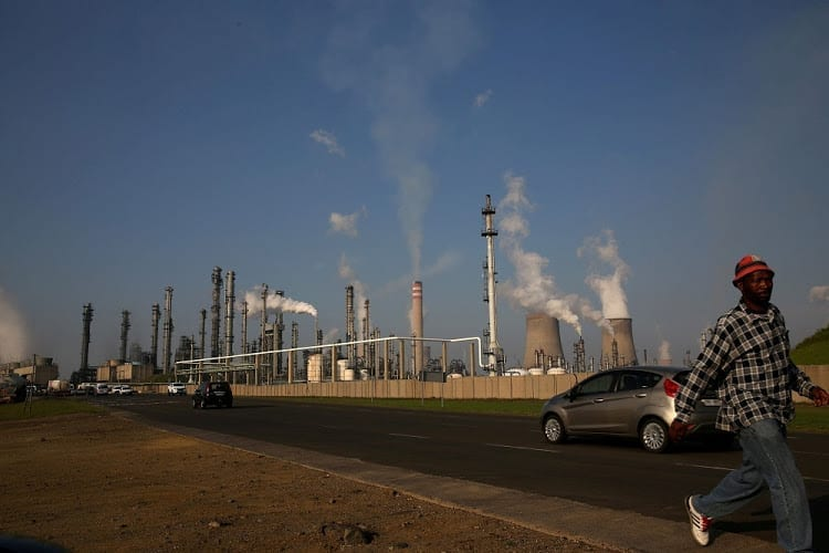 Lavalin awarded a Detail Engineering contract on Sasol's Petrol Refinery