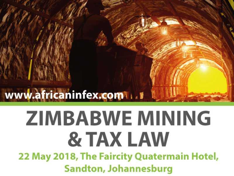 Zim Permanent Secretary of Ministry of Mines briefs Jo'burg forum