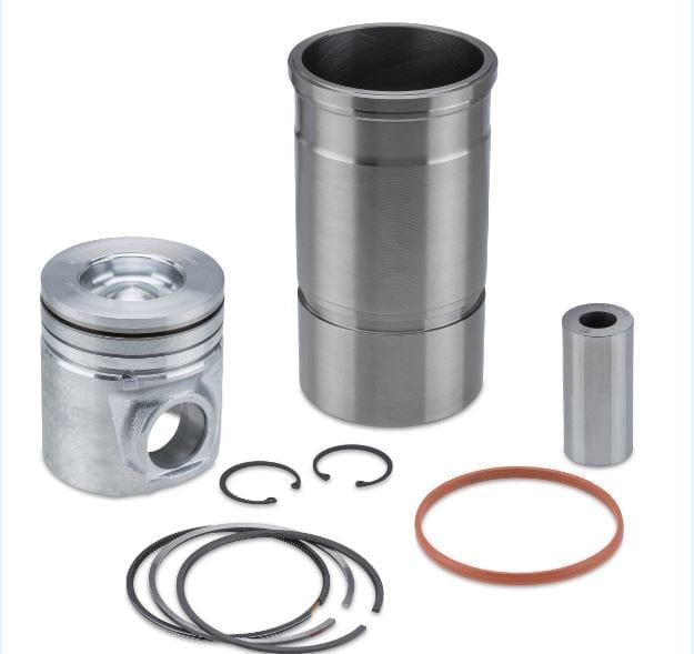 New cylinder components and gaskets for PowerTech engines