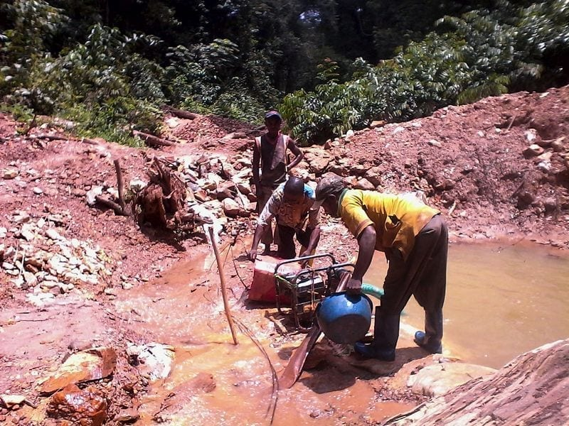 Ministry moves to register all Ugandan miners