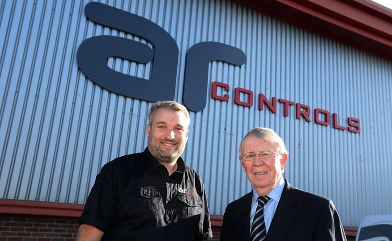 AR Controls offers valve accessories for the mining industry