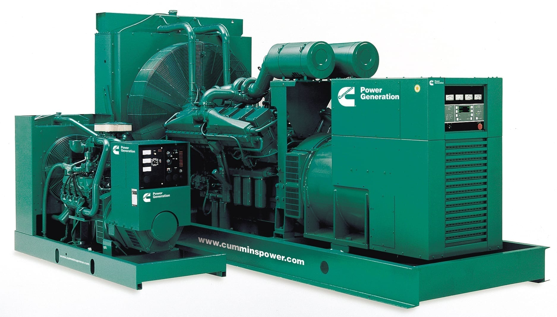 Alternative power solutions take the load off electricity-supply