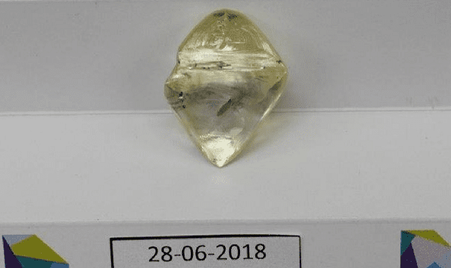 Mothae mine unearths 89 carat diamond