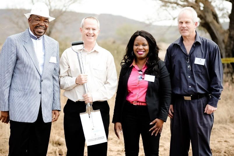 New Fluorspar Mine launches R17 million community-based training centre