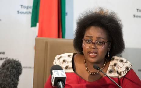Minister Kubayi-Ngubane launches Mandela Mining Precinct