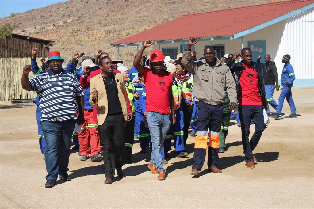 Warmbad retrenches 94 mineworkers