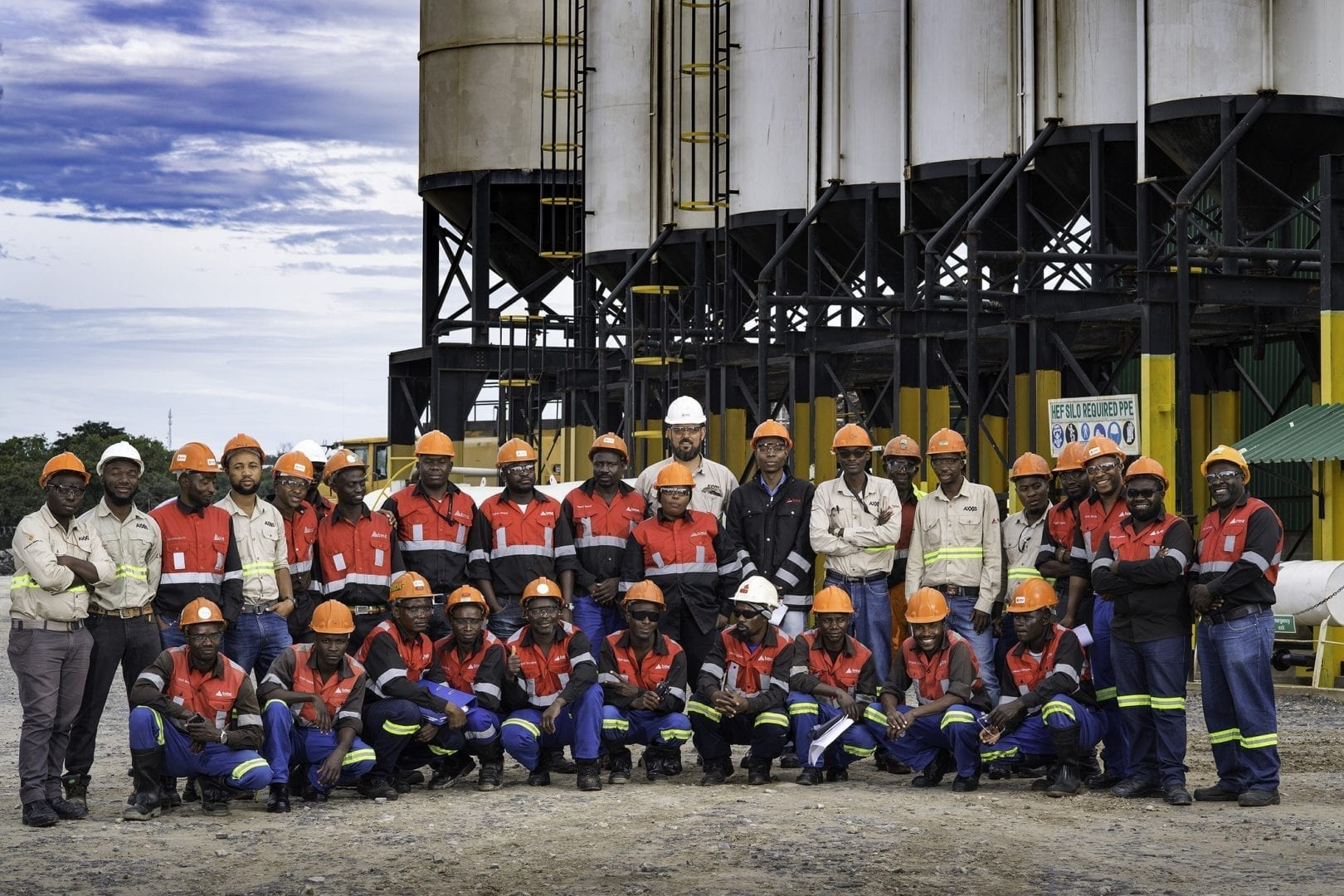 BME supports Zambia's success in copper and more