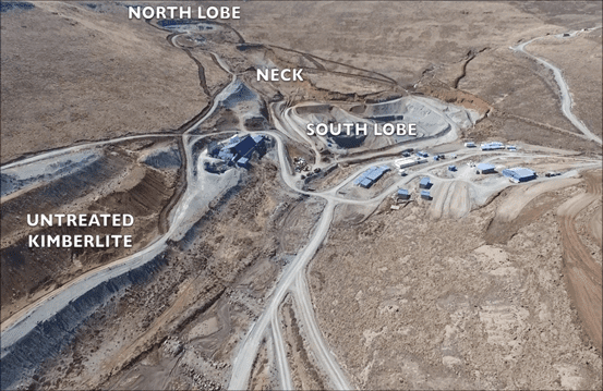 Lesotho's Mothae mine: Glistening potential
