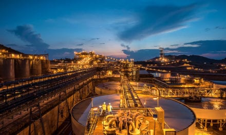 Barrick makes strong start; robust all-round performance