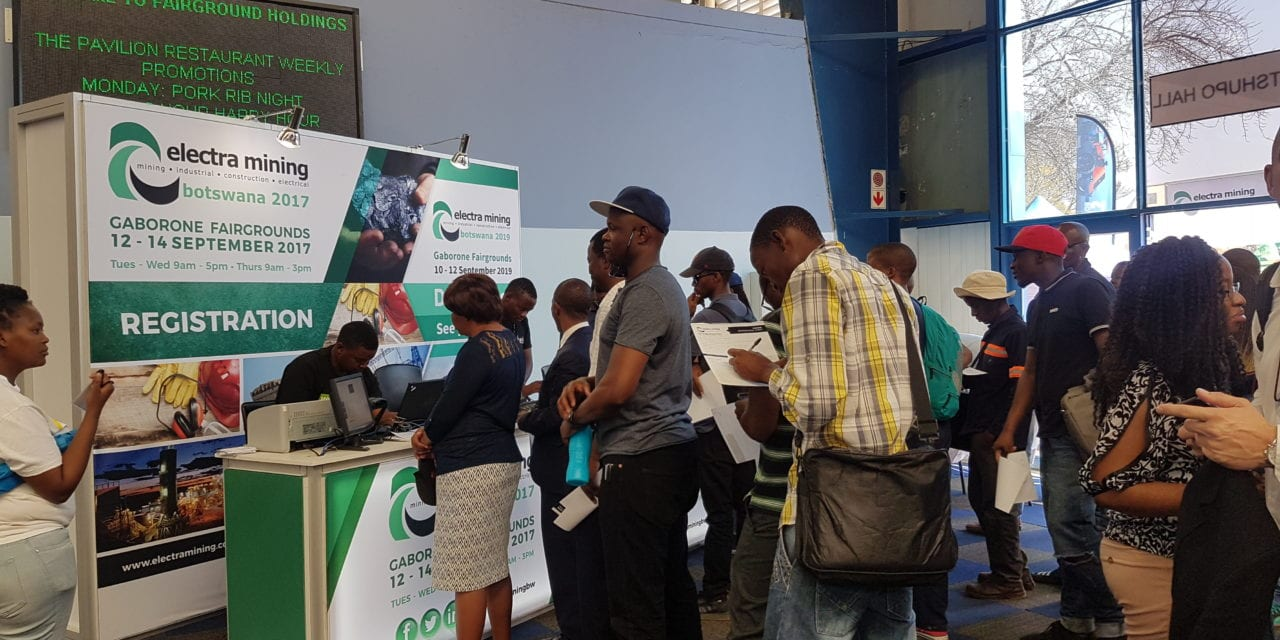 Trade expo to support business growth in Botswana