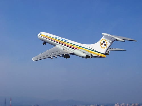 East African airlines