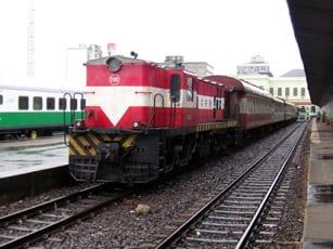 Mozambique-maputo-train