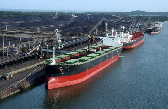 richards bay coal terminal