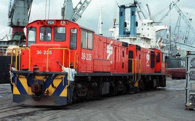 transnet train