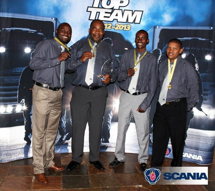 Scania Top Team image