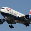 British Airways plane image