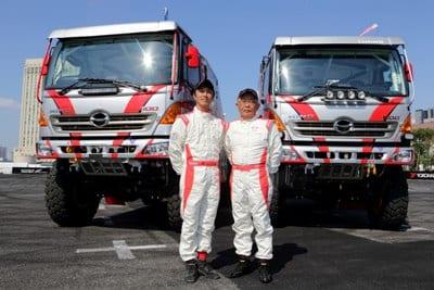 Hino Team Sugawara image