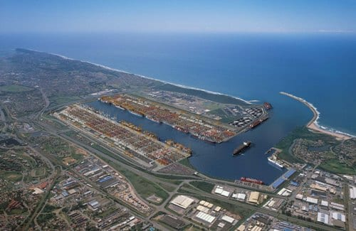 Port of Durban image