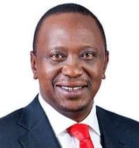 Uhuru Kenyatta image