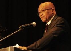 President Jacob Zuma image