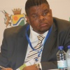 State Security Minister David Mahlobo