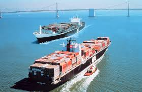 Containership image