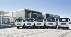 FAW trucks image