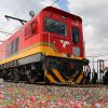 Transnet electric train